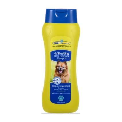 Furminator dog shampoo