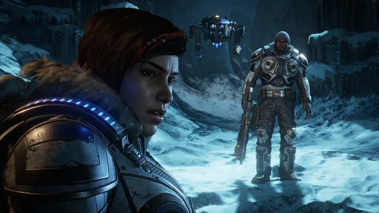 Gears 5 Xbox Game Pass