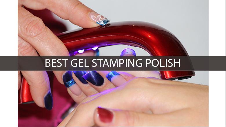 gel stamping polish
