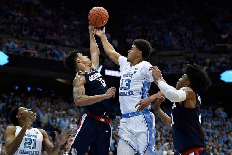 Brandon  Clarke Gonzaga NBA Draft