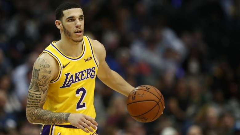 Lonzo Ball Lakers trade reaction