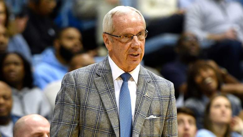roy williams health