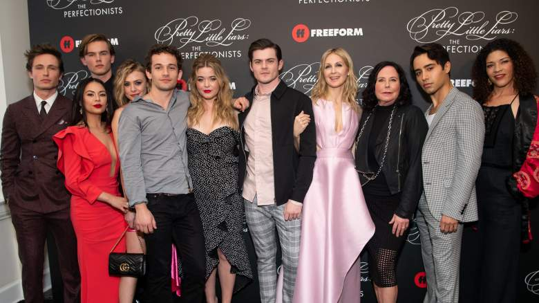 The Perfectionists cast
