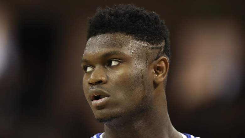 zion williams nba