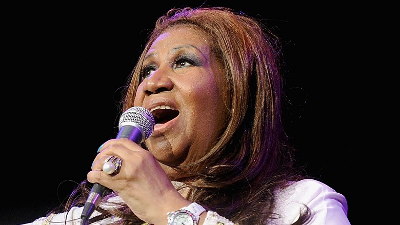 Aretha Franklin Tribute Time