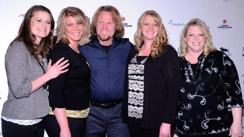 Kody Brown wives, Sister Wives, Kody Brown children