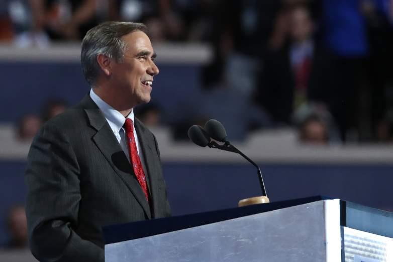 Sen. Jeff Merkley at Democratic National Convention