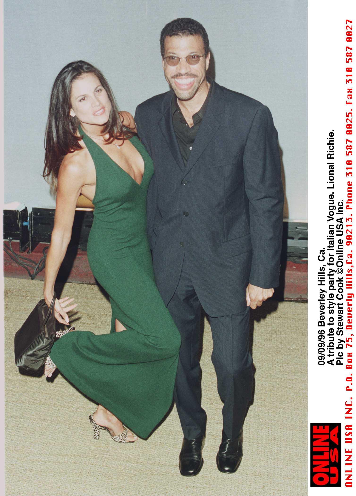 Lionel Richie Wife
