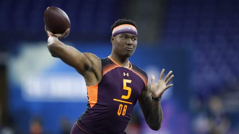Giants NFL Draft Dwayne Haskins