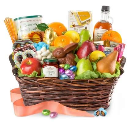 Fruit basket for spring