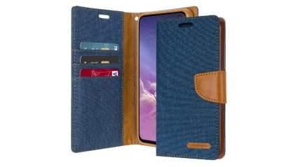 goospery denim s10e wallet case