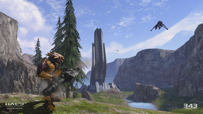 Halo The Master Chief Collection Play Anywhere Title