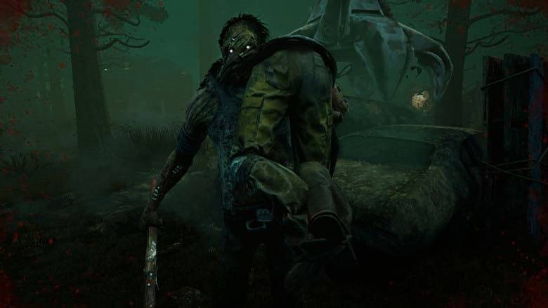 Hillbilly Dead by Daylight