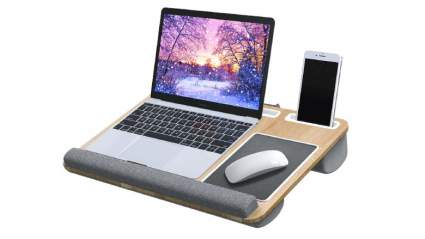 huanuo large laptop lap desk