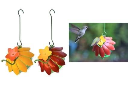 Wild Wings So Real Single Flower Hummingbird Feeder