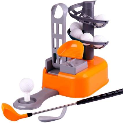 iLearn Golf Toys Set
