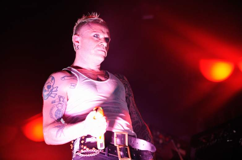 Keith Flint cause of death
