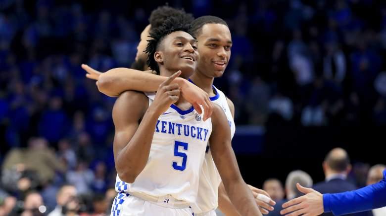 Kentucky Basketball Betting Prediction