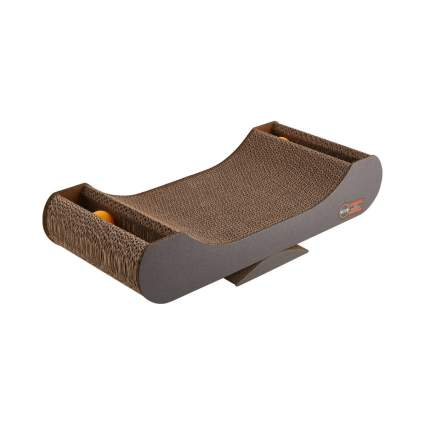 K&H tippy scratch n track cat scratcher