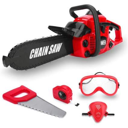 Kids chainsaw