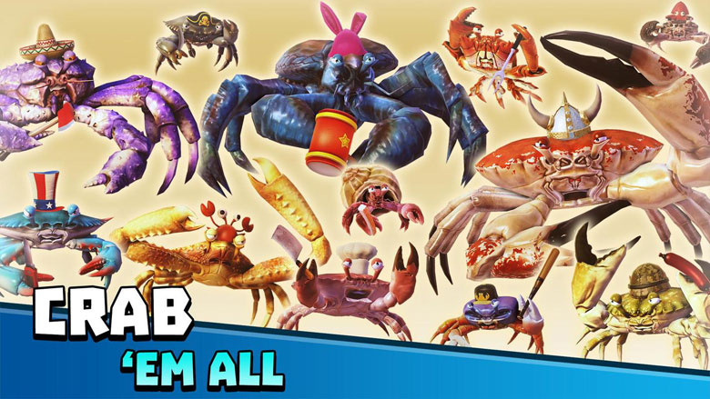 King of Crabs Game