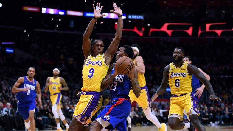 Los Angeles Lakers vs Los Angeles Clippers Prediction