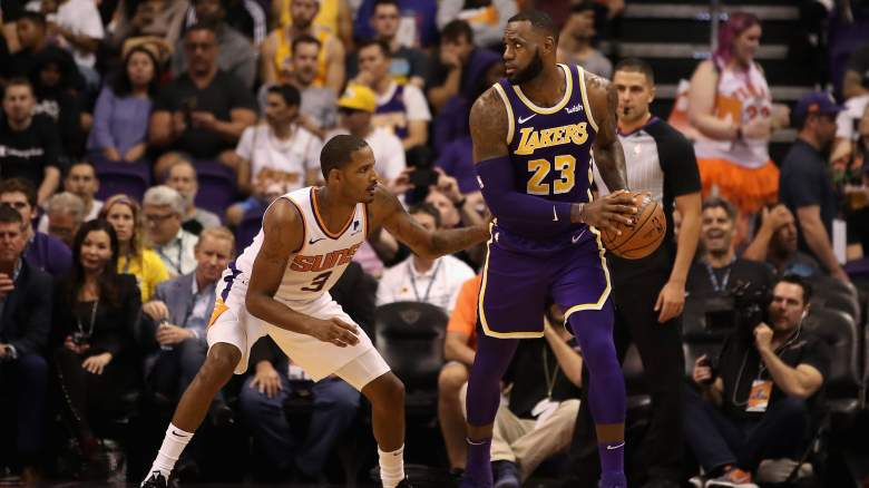Los Angeles Lakers vs Phoenix Suns Prediction