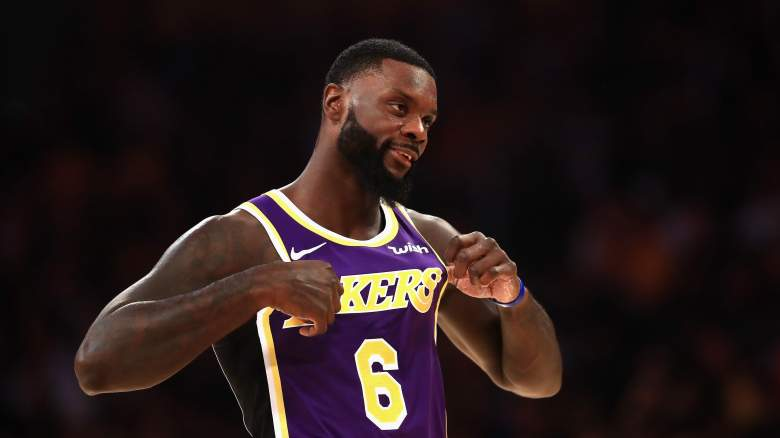 Lance Stephenson Lakers Free Agency