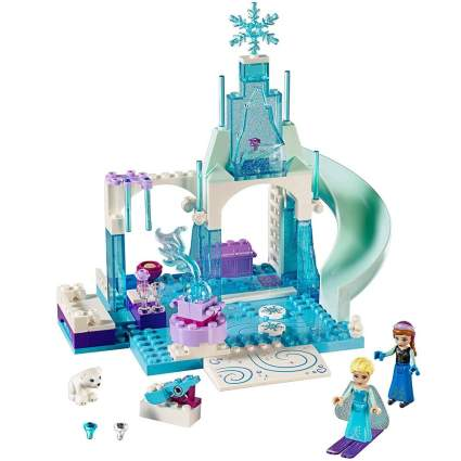 lego frozen anna and elsas frozen playground
