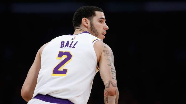 Lonzo Ball Lakers Injury Impact