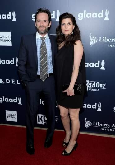 Luke Perry fiance
