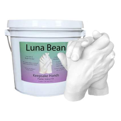 luna beans hand cast