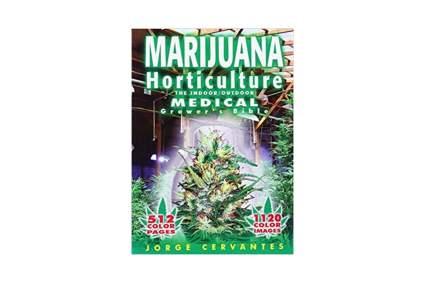 Marijuana Horticulture: The Indoor/Outdoor Medical Grower's Bible Paperback – February 1, 2006