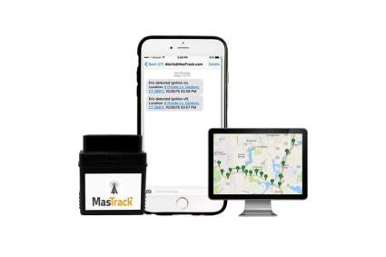 MasTrack gps trackers for cars