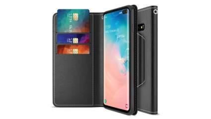 maxboost s10 plus wallet case