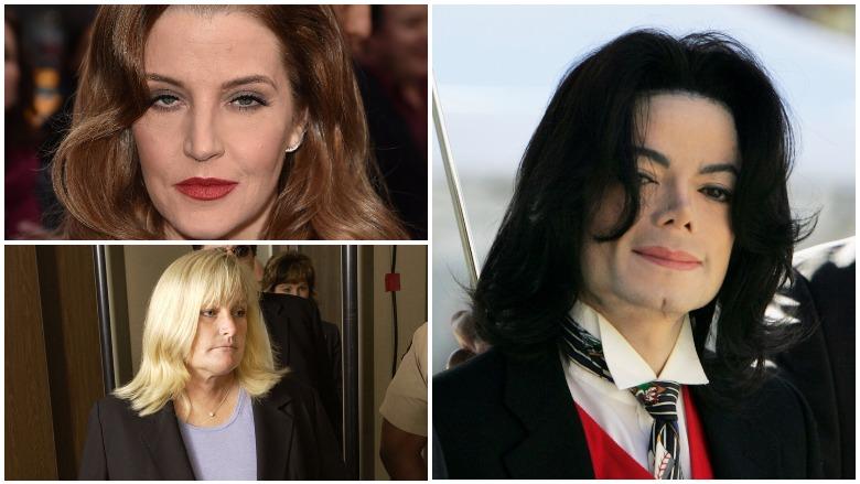 Michael Jackson wife