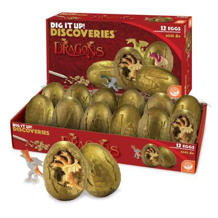 mindware dig it up dragon eggs
