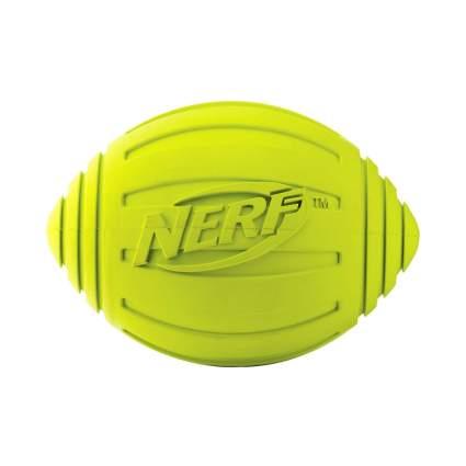 Nerf football cool dog toys