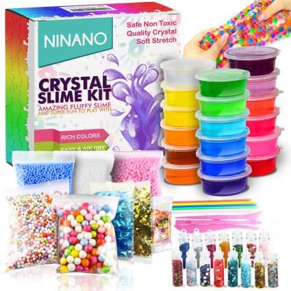 ninano fluffy slime kit