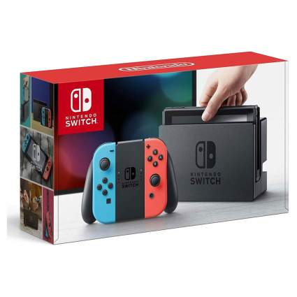 nintendo switch box