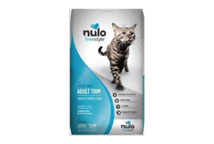 Nulo adult trim best diet cat food