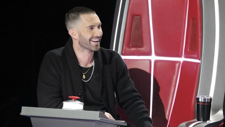 The Voice 2019 Team Adam