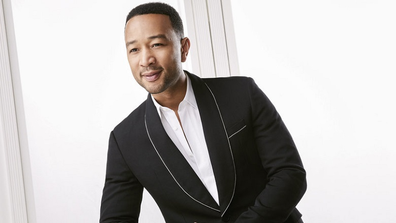 John Legend The Voice Team