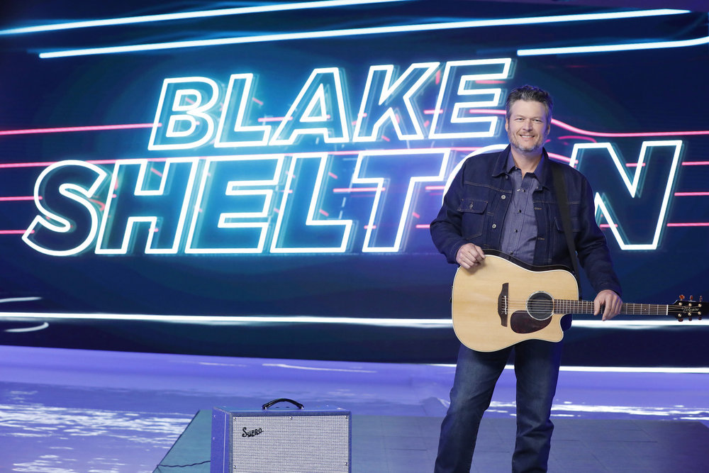 Team Blake Shelton The Voice 2019