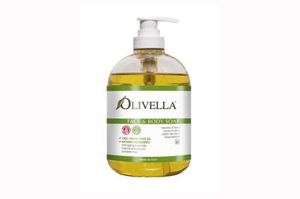 liquid olive oil soap