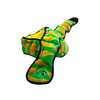 Outward Hound invincibles snake cool dog toys