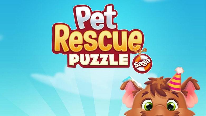 Pet Puzzle Rescue Saga