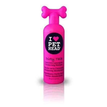 Pet Head dog shampoo