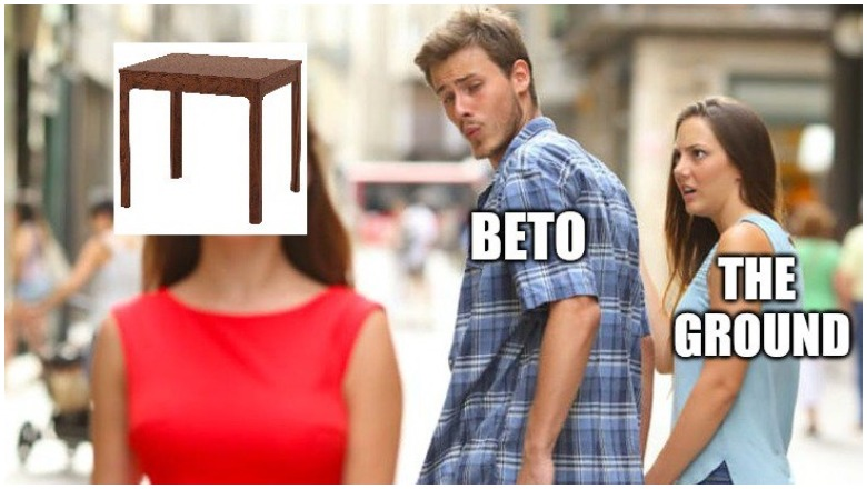Beto on Tables