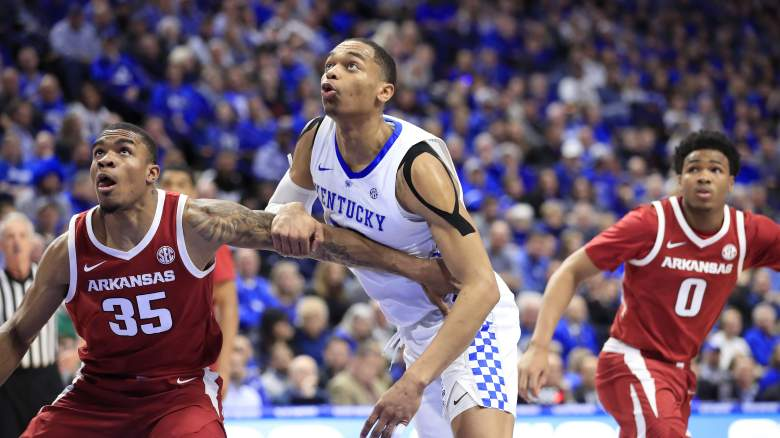 PJ Washington injury update status
